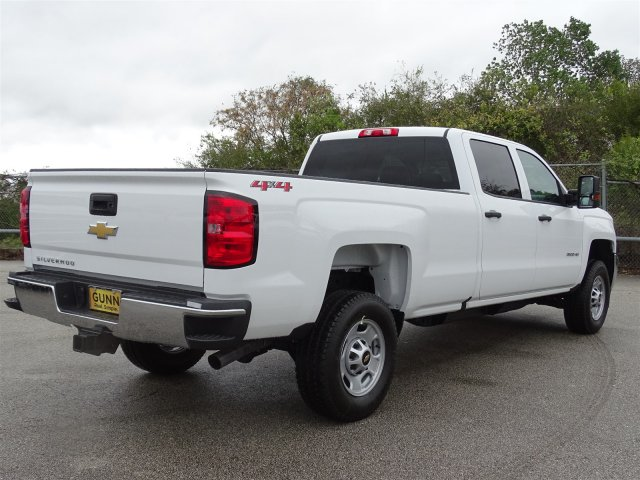 2019 Silverado 2500 Crew Cab 4x4,  Pickup #CC19130 - photo 5