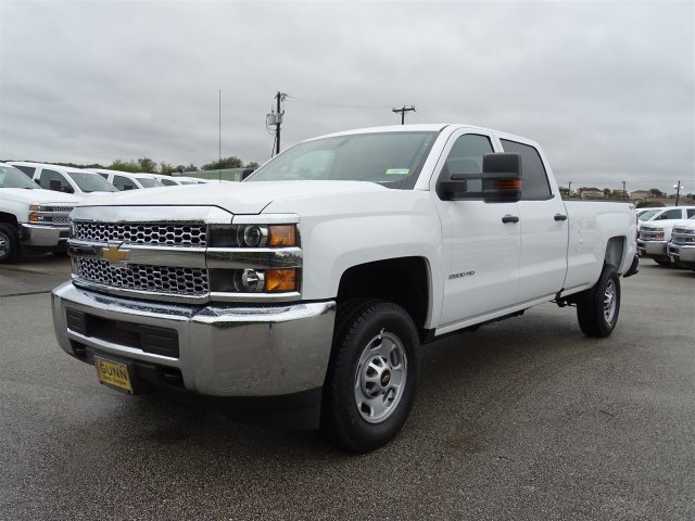 2019 Silverado 2500 Crew Cab 4x4,  Pickup #CC19130 - photo 1