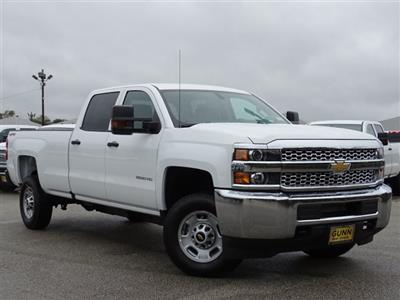 2019 Silverado 2500 Crew Cab 4x4,  Pickup #CC19130 - photo 3