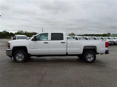 2019 Silverado 2500 Crew Cab 4x4,  Pickup #CC19130 - photo 8