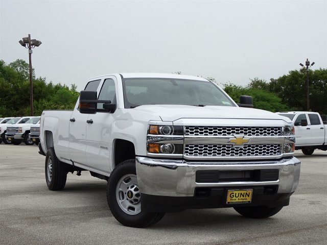 2019 Silverado 2500 Crew Cab 4x4,  Pickup #CC19132 - photo 3