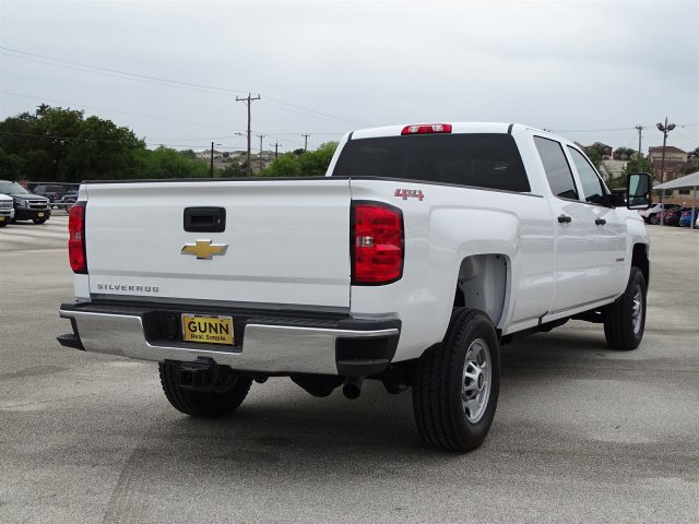 2019 Silverado 2500 Crew Cab 4x4,  Pickup #CC19132 - photo 5