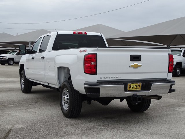 2019 Silverado 2500 Crew Cab 4x4,  Pickup #CC19132 - photo 2