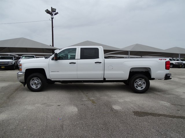 2019 Silverado 2500 Crew Cab 4x4,  Pickup #CC19132 - photo 7