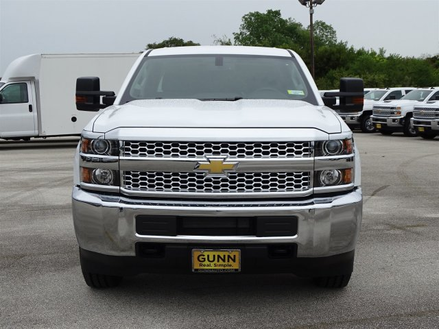 2019 Silverado 2500 Crew Cab 4x4,  Pickup #CC19132 - photo 8