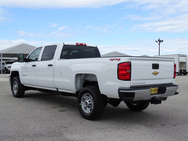 2019 Silverado 2500 Crew Cab 4x4,  Pickup #CC19135 - photo 2