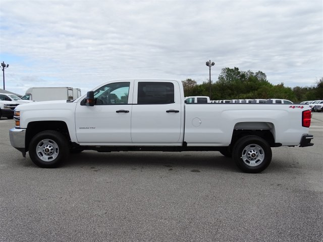 2019 Silverado 2500 Crew Cab 4x4,  Pickup #CC19135 - photo 8