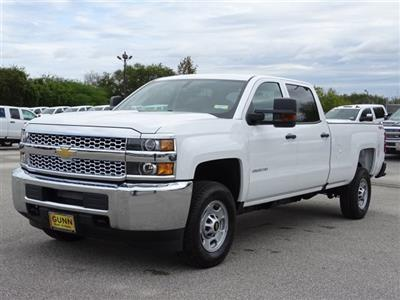 2019 Silverado 2500 Crew Cab 4x4,  Pickup #CC19135 - photo 1