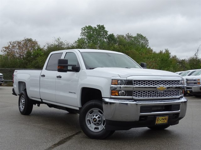 2019 Silverado 2500 Crew Cab 4x4,  Pickup #CC19136 - photo 3
