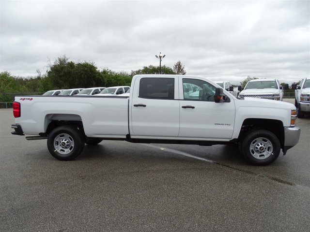 2019 Silverado 2500 Crew Cab 4x4,  Pickup #CC19136 - photo 4