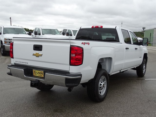 2019 Silverado 2500 Crew Cab 4x4,  Pickup #CC19136 - photo 5