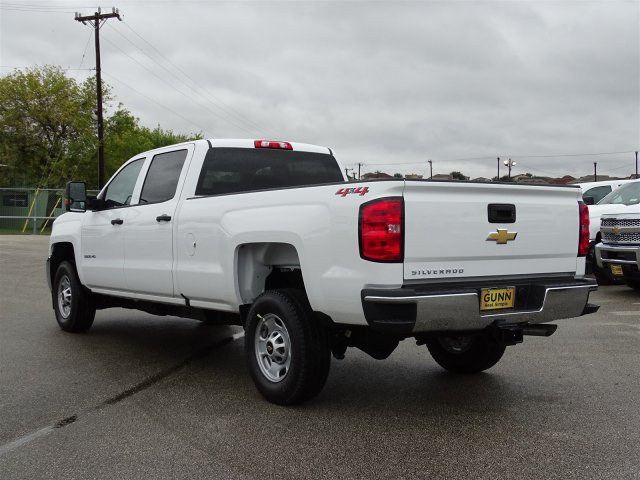 2019 Silverado 2500 Crew Cab 4x4,  Pickup #CC19136 - photo 2