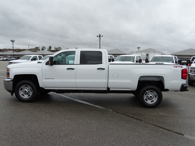 2019 Silverado 2500 Crew Cab 4x4,  Pickup #CC19136 - photo 8