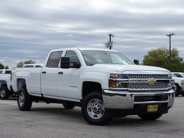 2019 Silverado 2500 Crew Cab 4x4,  Pickup #CC19137 - photo 3