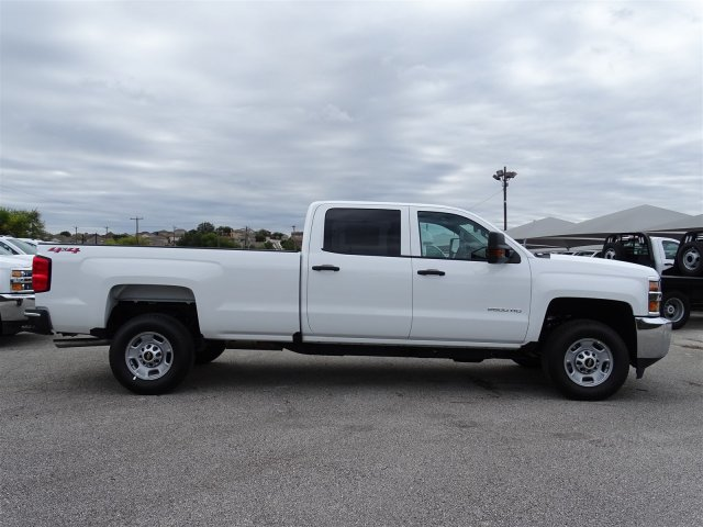 2019 Silverado 2500 Crew Cab 4x4,  Pickup #CC19137 - photo 4