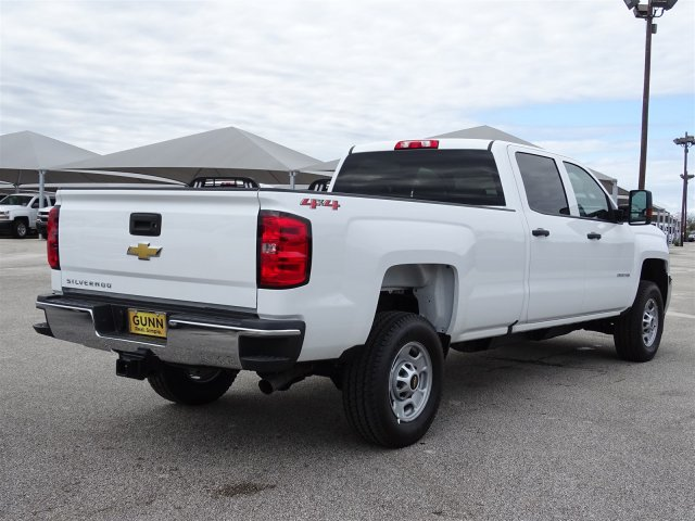 2019 Silverado 2500 Crew Cab 4x4,  Pickup #CC19137 - photo 5