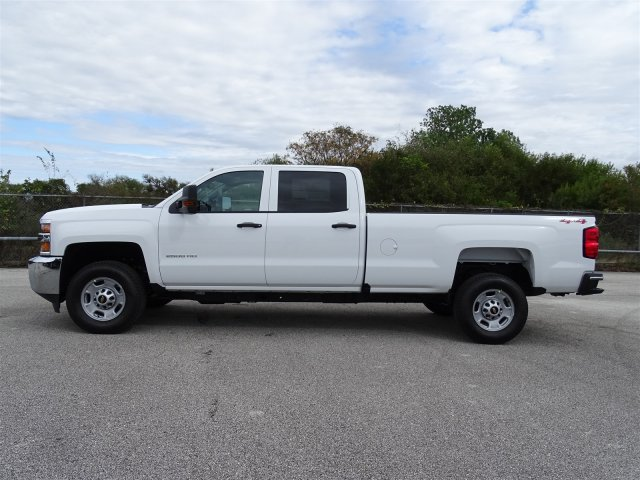 2019 Silverado 2500 Crew Cab 4x4,  Pickup #CC19137 - photo 8