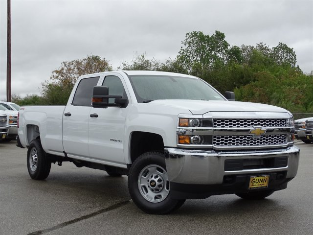 2019 Silverado 2500 Crew Cab 4x4,  Pickup #CC19138 - photo 3