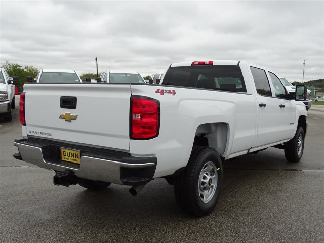 2019 Silverado 2500 Crew Cab 4x4,  Pickup #CC19138 - photo 5