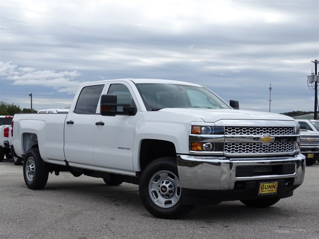 2019 Silverado 2500 Crew Cab 4x2,  Pickup #CC19139 - photo 3