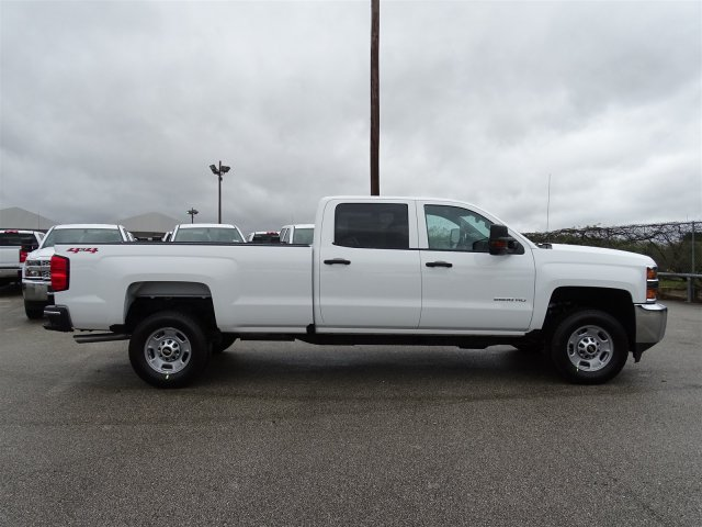 2019 Silverado 2500 Crew Cab 4x4,  Pickup #CC19154 - photo 4