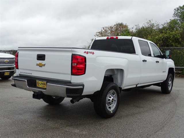 2019 Silverado 2500 Crew Cab 4x4,  Pickup #CC19154 - photo 5