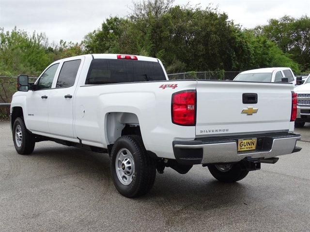 2019 Silverado 2500 Crew Cab 4x4,  Pickup #CC19154 - photo 2