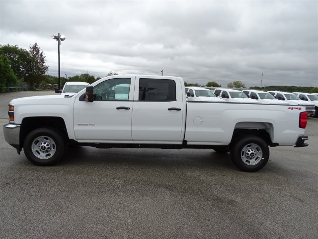 2019 Silverado 2500 Crew Cab 4x4,  Pickup #CC19154 - photo 8