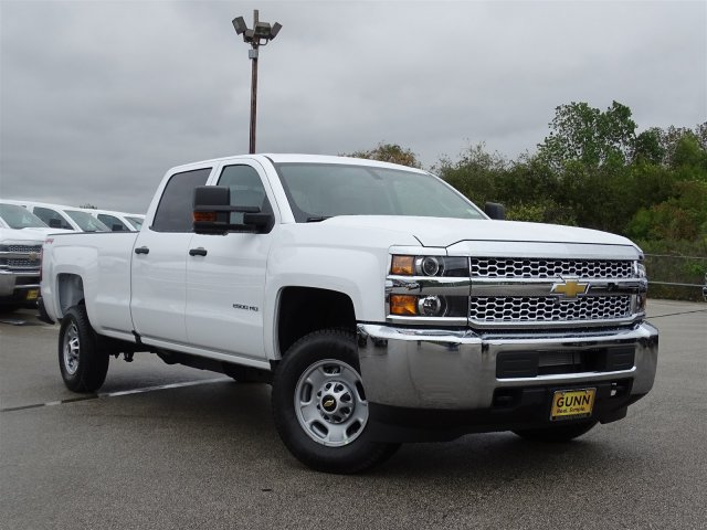 2019 Silverado 2500 Crew Cab 4x4,  Pickup #CC19159 - photo 3
