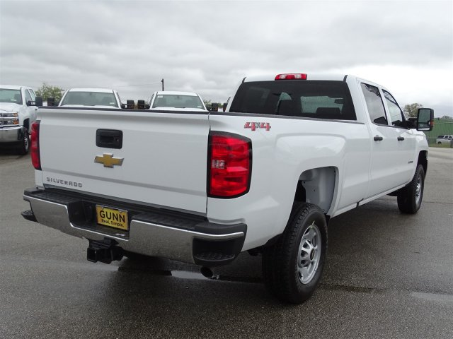 2019 Silverado 2500 Crew Cab 4x4,  Pickup #CC19159 - photo 5