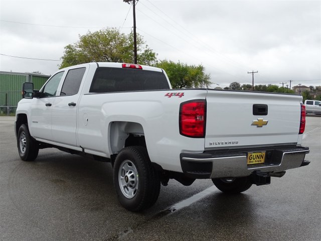 2019 Silverado 2500 Crew Cab 4x4,  Pickup #CC19159 - photo 2
