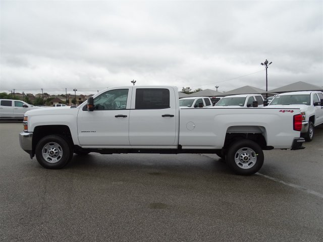 2019 Silverado 2500 Crew Cab 4x4,  Pickup #CC19159 - photo 8