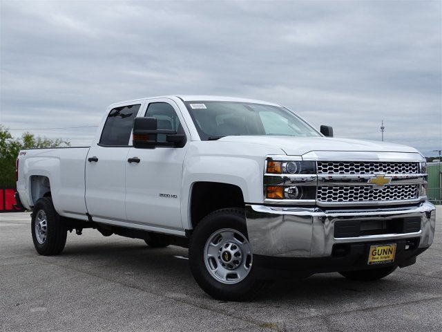 2019 Silverado 2500 Crew Cab 4x4,  Pickup #CC19160 - photo 3