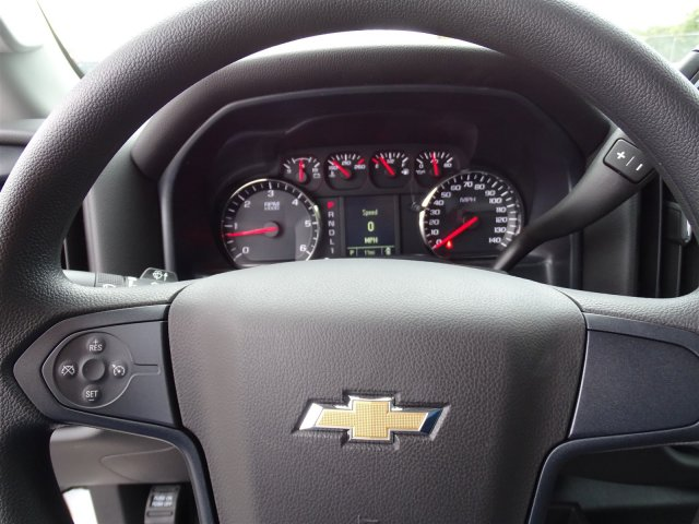 2019 Silverado 2500 Crew Cab 4x4,  Pickup #CC19160 - photo 18