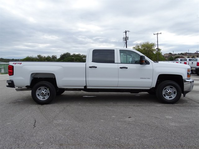 2019 Silverado 2500 Crew Cab 4x4,  Pickup #CC19160 - photo 4