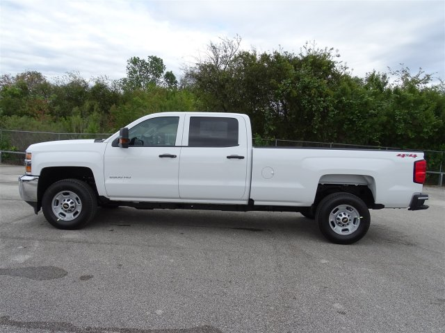 2019 Silverado 2500 Crew Cab 4x4,  Pickup #CC19160 - photo 8