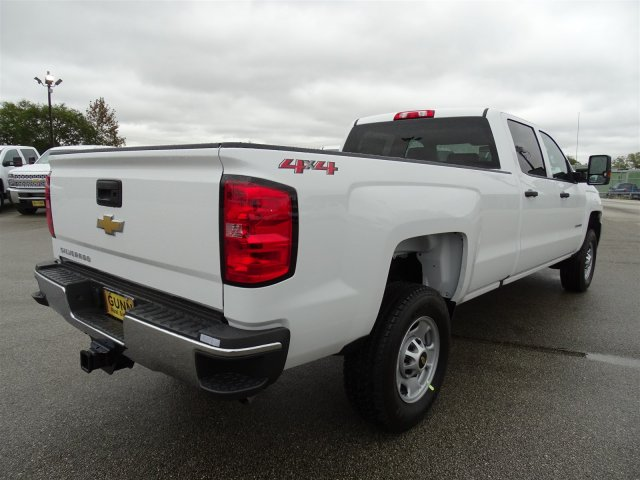 2019 Silverado 2500 Crew Cab 4x4,  Pickup #CC19161 - photo 2