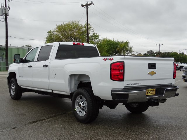2019 Silverado 2500 Crew Cab 4x4,  Pickup #CC19161 - photo 6