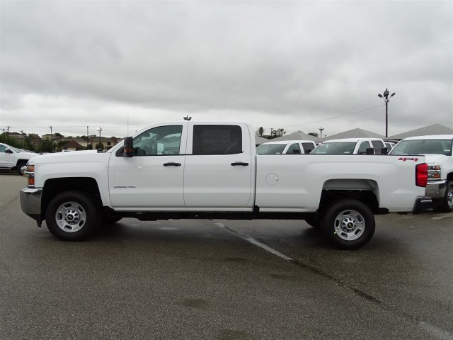 2019 Silverado 2500 Crew Cab 4x4,  Pickup #CC19161 - photo 7
