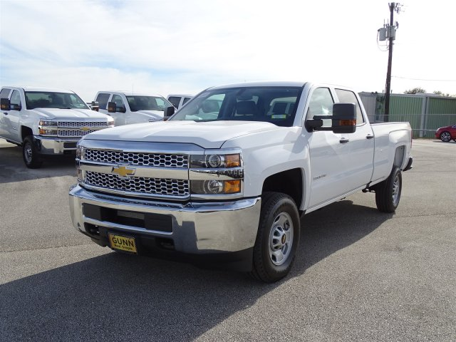 2019 Silverado 2500 Crew Cab 4x4,  Pickup #CC19164 - photo 7
