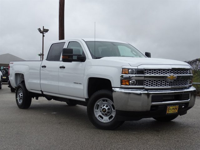 2019 Silverado 2500 Crew Cab 4x4,  Pickup #CC19166 - photo 3