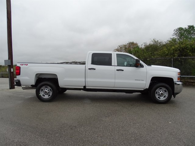 2019 Silverado 2500 Crew Cab 4x4,  Pickup #CC19166 - photo 4