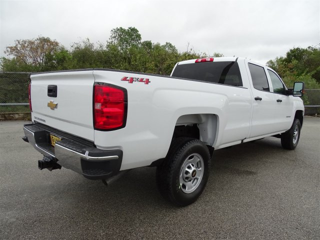 2019 Silverado 2500 Crew Cab 4x4,  Pickup #CC19166 - photo 5