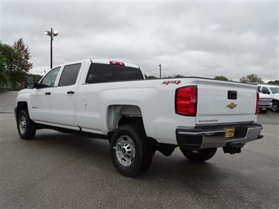 2019 Silverado 2500 Crew Cab 4x4,  Pickup #CC19166 - photo 2