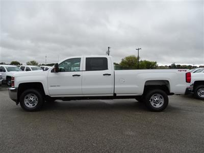 2019 Silverado 2500 Crew Cab 4x4,  Pickup #CC19166 - photo 8