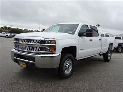 2019 Silverado 2500 Crew Cab 4x4,  Pickup #CC19166 - photo 1