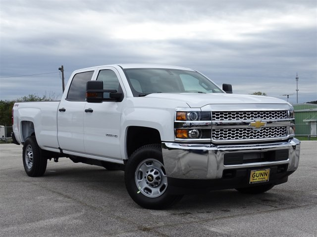 2019 Silverado 2500 Crew Cab 4x4,  Pickup #CC19173 - photo 3
