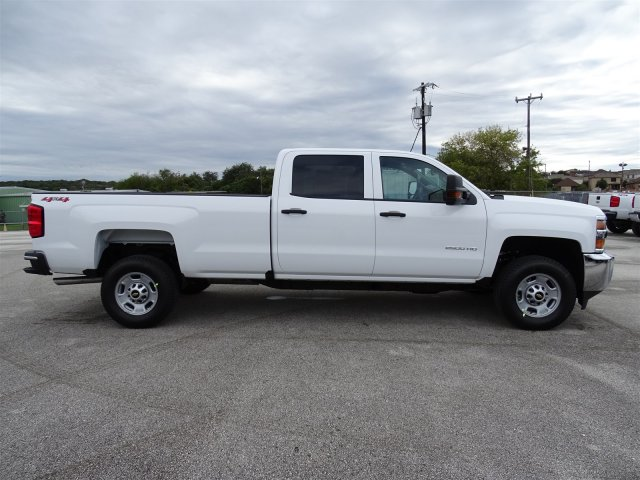 2019 Silverado 2500 Crew Cab 4x4,  Pickup #CC19173 - photo 4