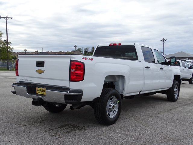 2019 Silverado 2500 Crew Cab 4x4,  Pickup #CC19173 - photo 5