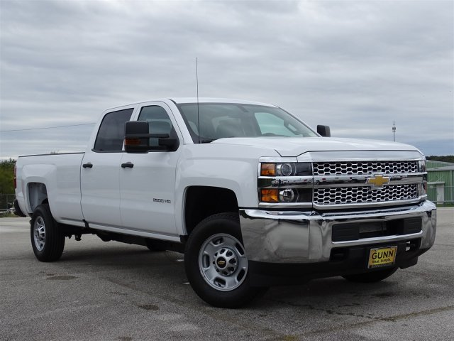 2019 Silverado 2500 Crew Cab 4x2,  Pickup #CC19175 - photo 3